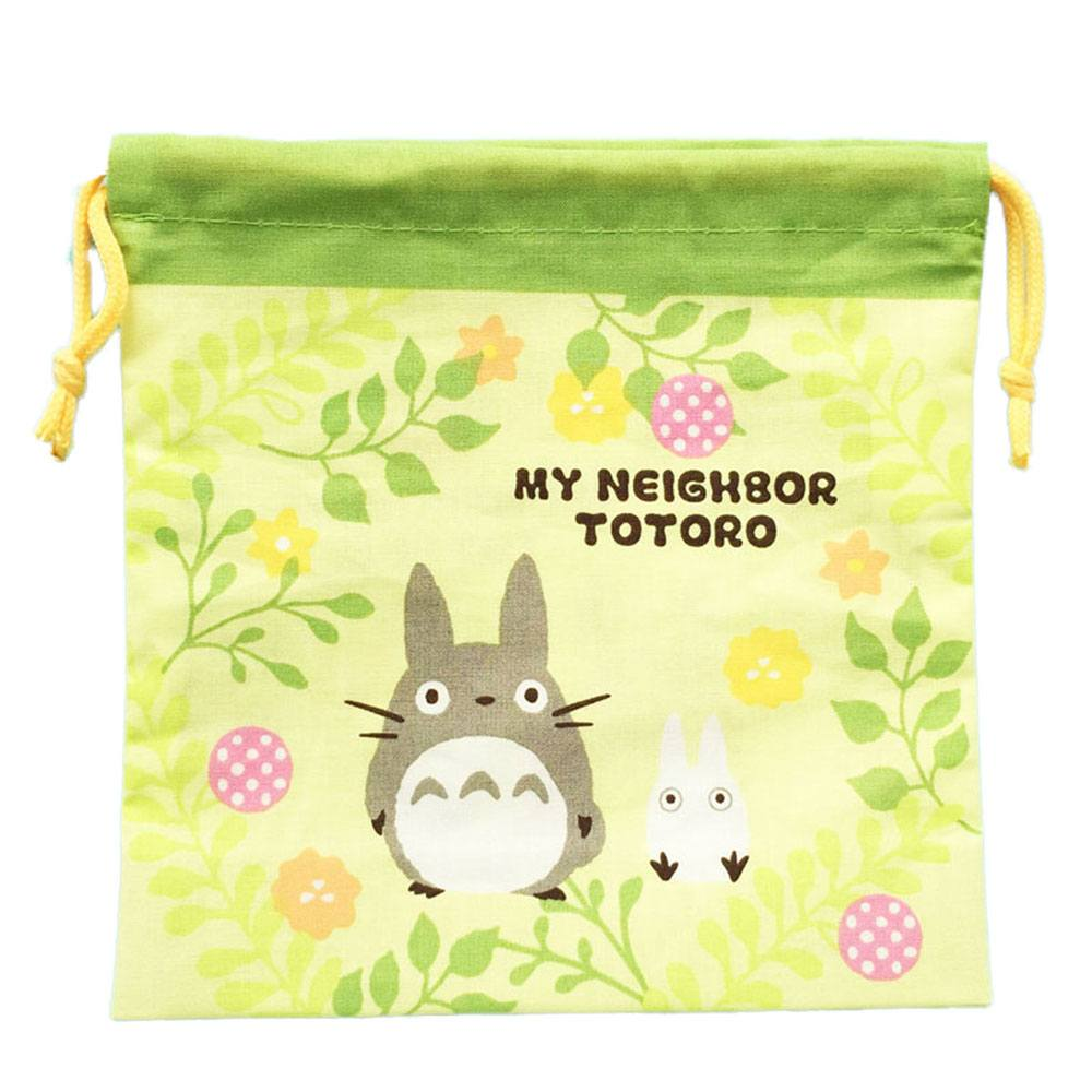 My Neighbor Totoro Cloth Bag Plants
