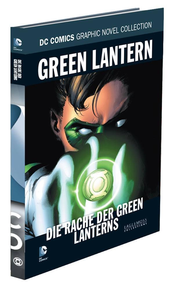 DC Comics Graphic Novel Collection #70 Die Rache der Green Lanterns Case (12) *German Version*