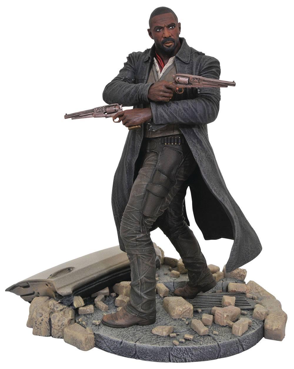 The Dark Tower Movie Gallery PVC Statue The Gunslinger 25 cm