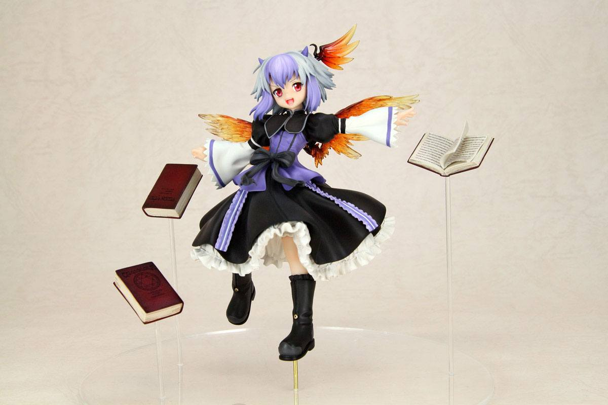 Touhou Project Statue The Youkai Who Read a Book Limited Edition 16 cm
