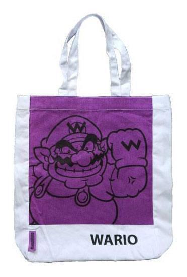 Super Mario Shopping Bag Wario