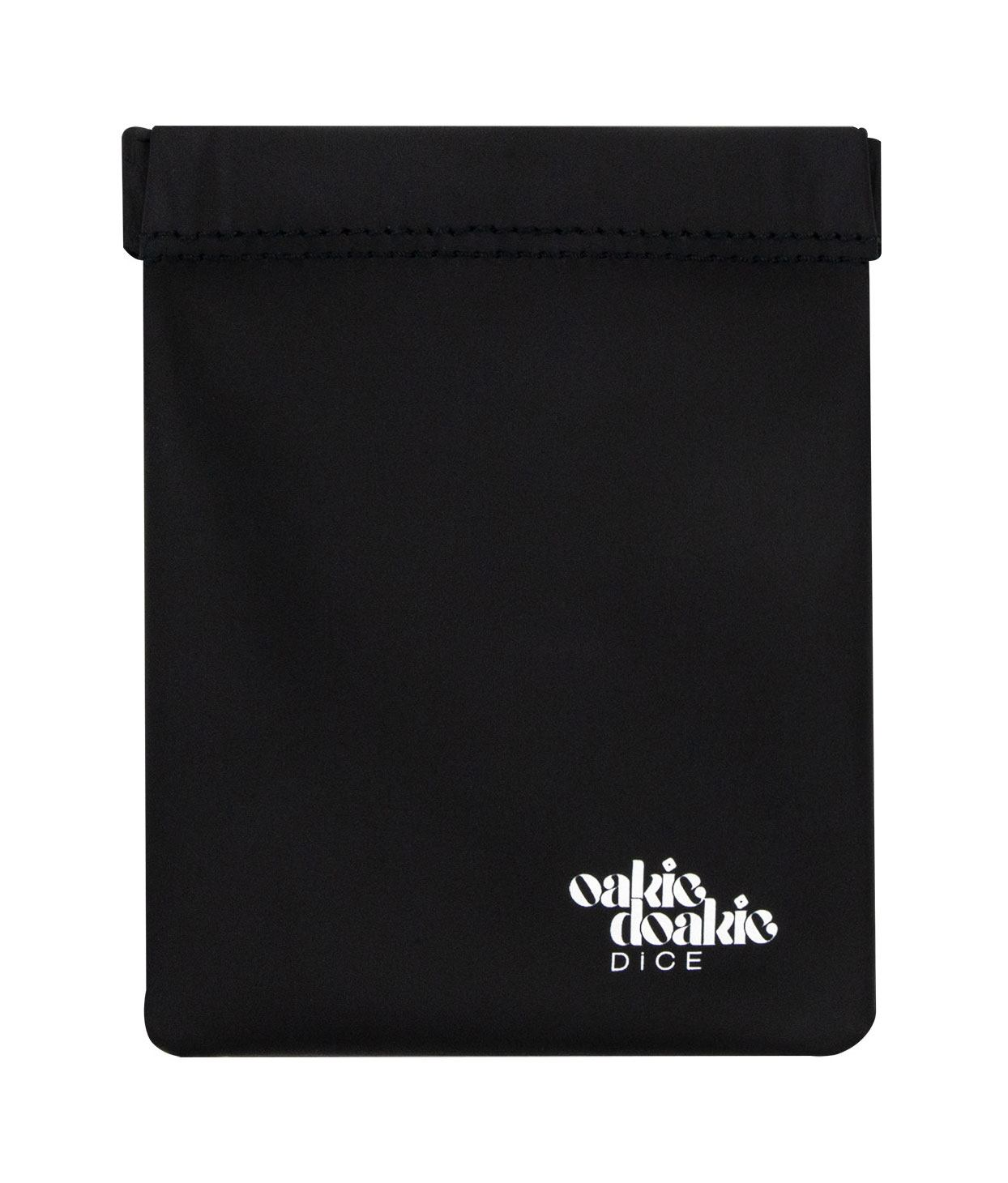Oakie Doakie Dice Bag small - black