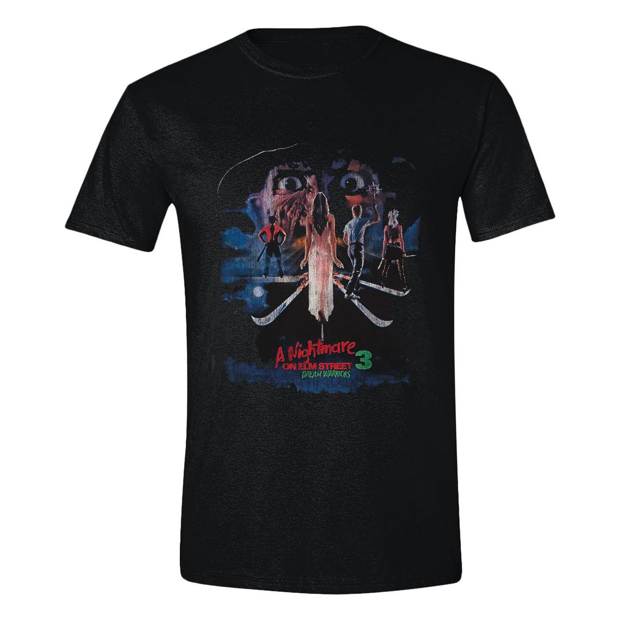 Nightmare On Elm Street T-Shirt Dream Warriors Size L