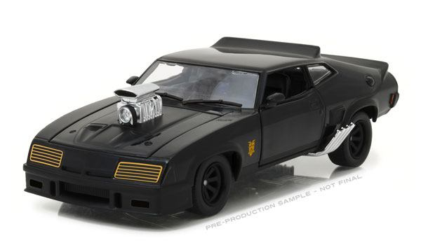 Mad Max Diecast Model 1/24 1973 Ford Falcon XB