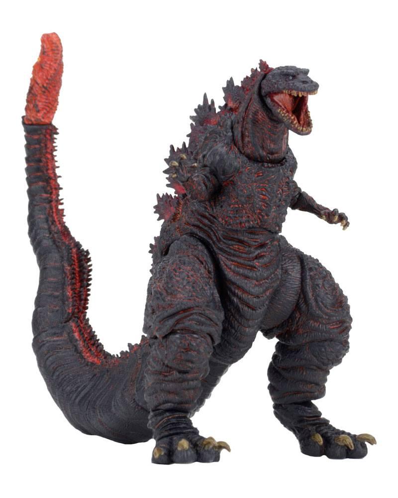 Godzilla Head to Tail Action Figure Shin Godzilla 30 cm