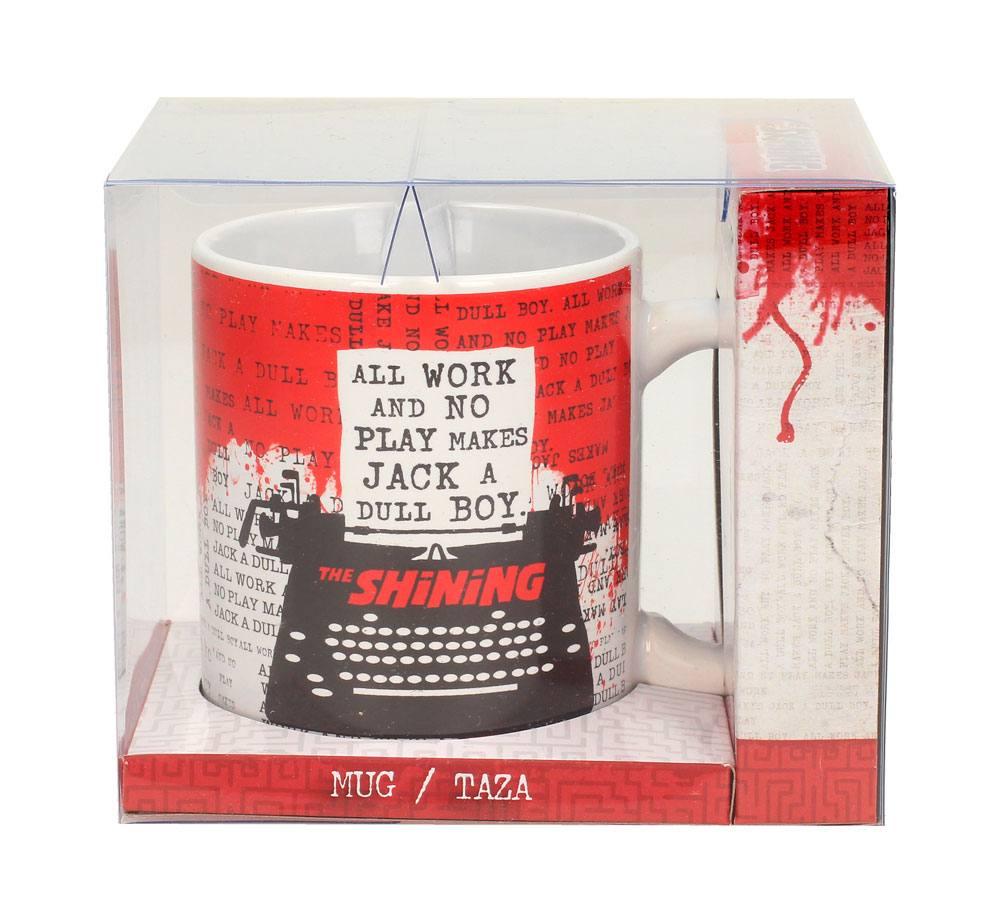 The Shining Mug Typewriter