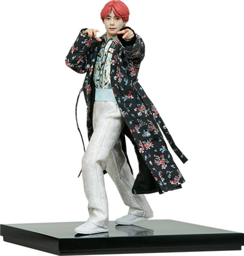 BTS Idol Collection PVC Statue V Deluxe 23 cm
