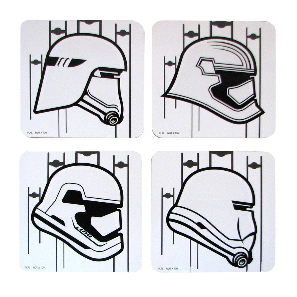 Star Wars Episode VII Coaster Pack EE Exclusive (4)
