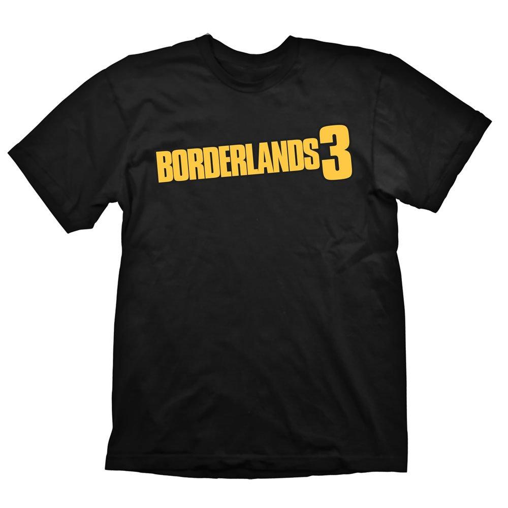 Borderlands 3 T-Shirt Logo Size L