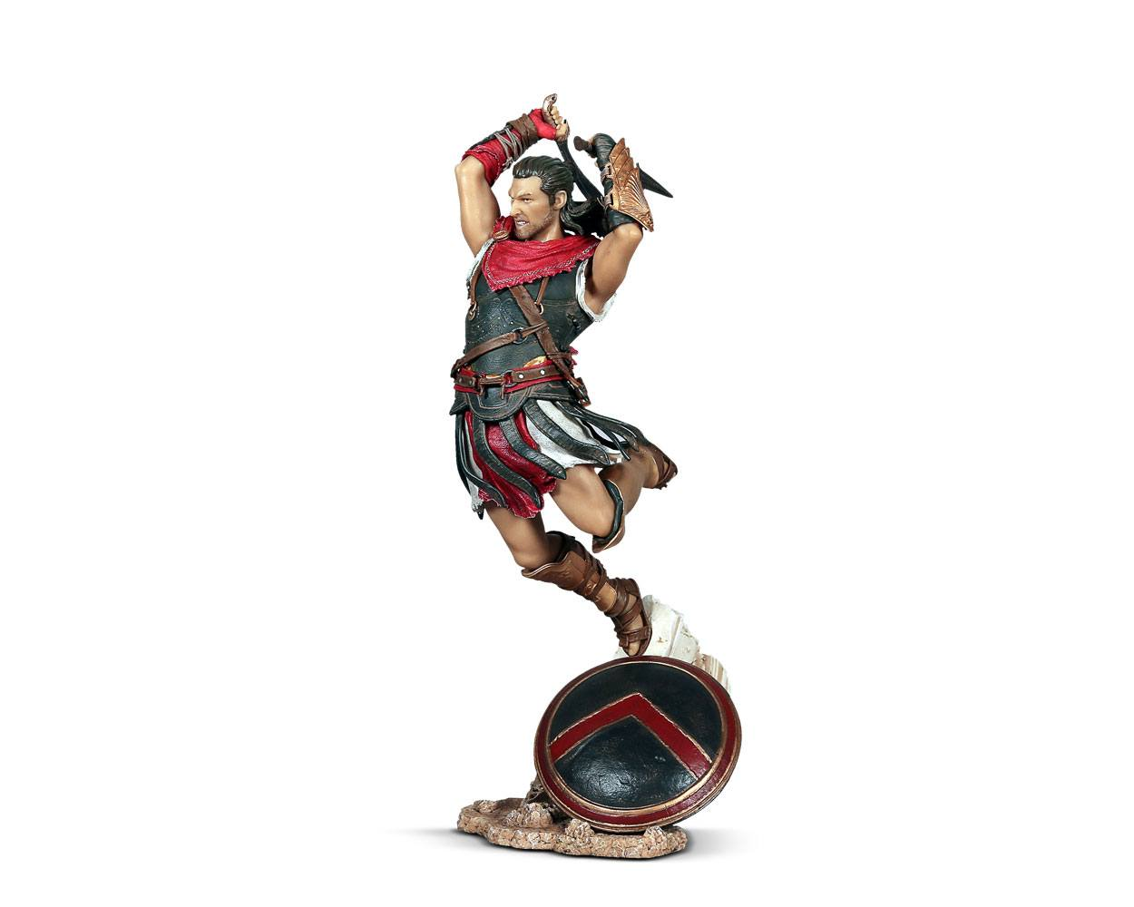 Assassin's Creed Odyssey PVC Statue Alexios 32 cm --- DAMAGED PACKAGING