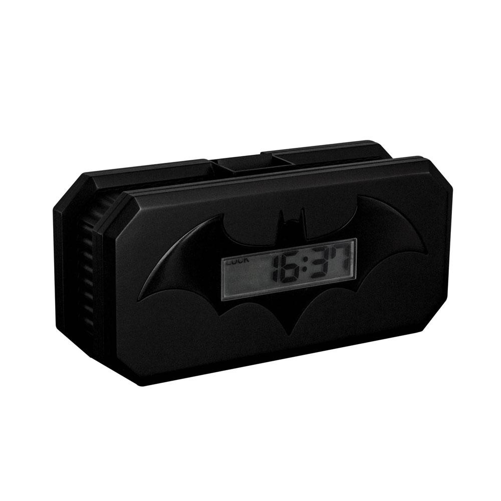 DC Comics Alarm Clock with Projector Batman