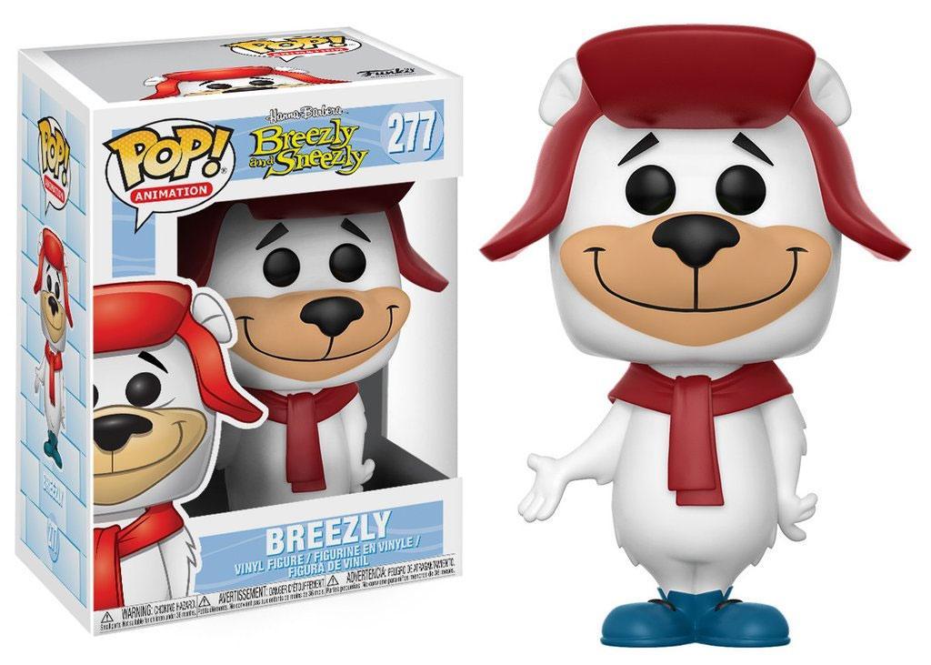 Hanna-Barbera POP! Animation Vinyl Figure Breezy 9 cm