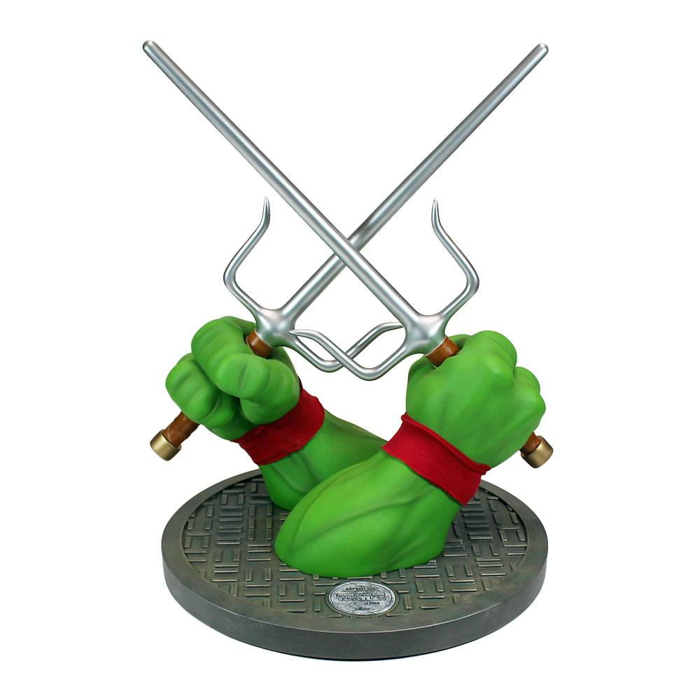 Teenage Mutant Ninja Turtles 1/1 Raphael Sai Set Prop Replica 45 cm