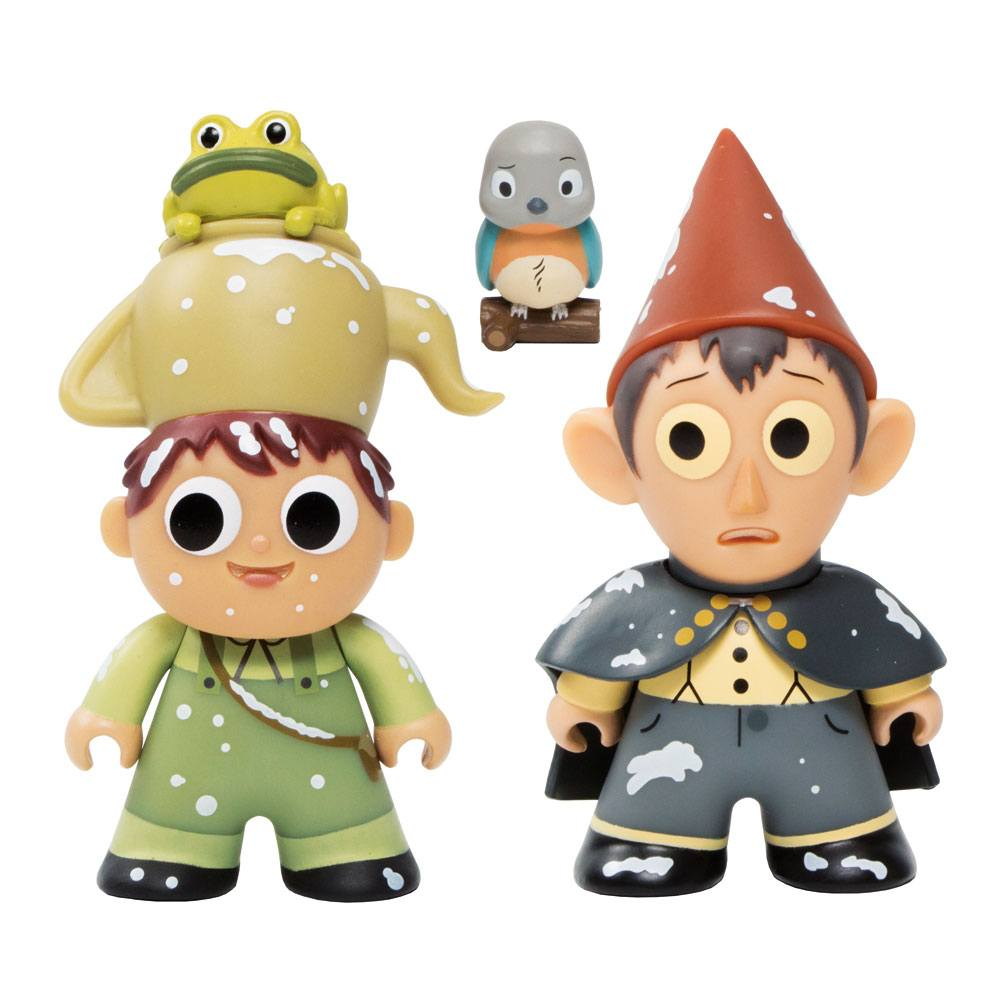 Cartoon Network Titans Vinyl Figure 2-pack Wirt & Greg NYCC 2017 Exclusive 8 cm