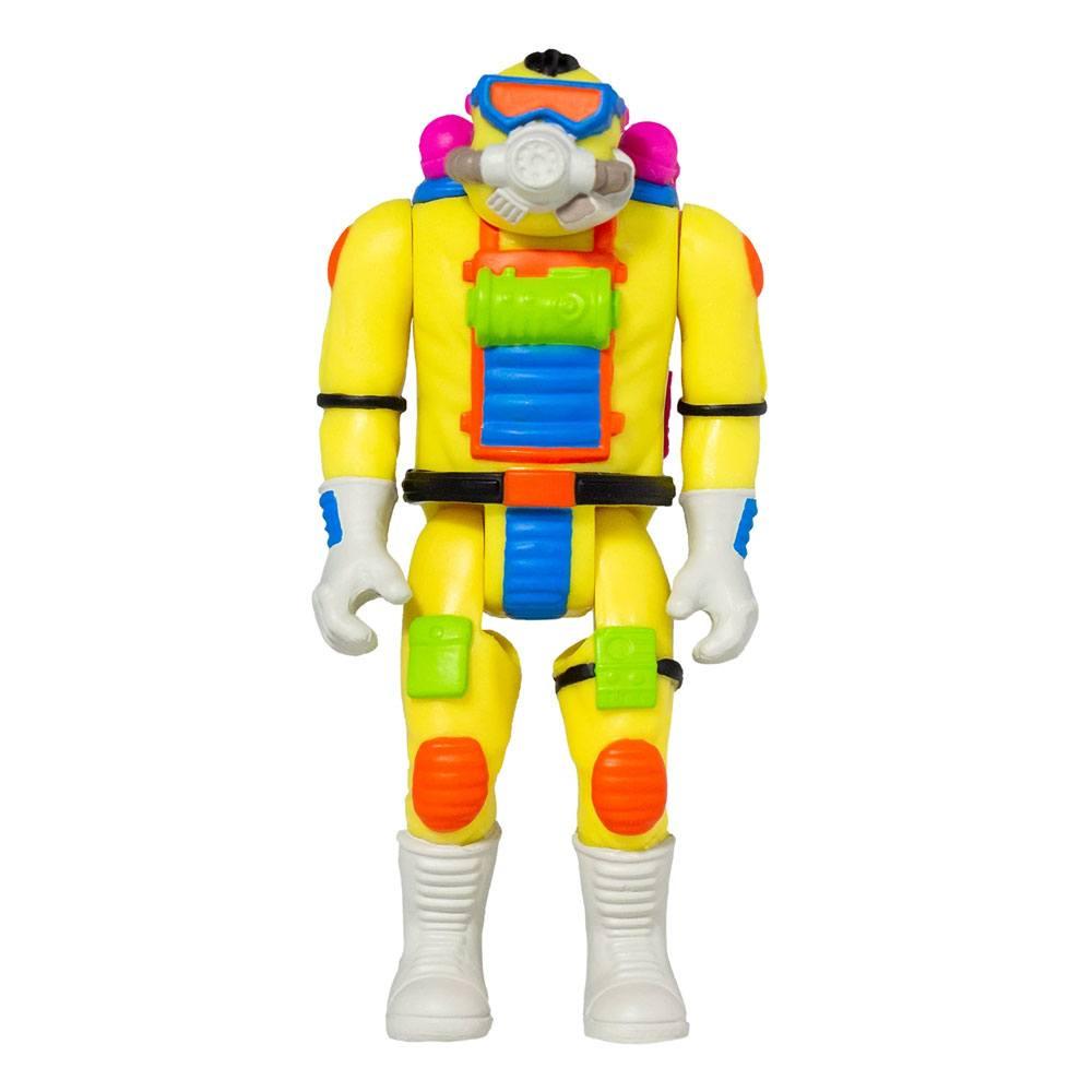 Toxic Crusaders ReAction Action Figure Wave 1 Radiation Ranger 10 cm