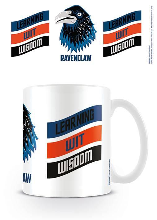 Harry Potter Mug Ravenclaw Traits