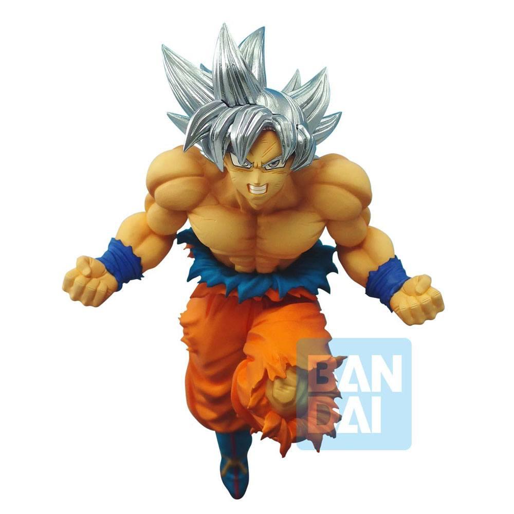 Dragonball Super Z-Battle PVC Statue Ultra Instinct Son Goku 17 cm