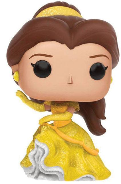 Beauty and the Beast POP! Disney Vinyl Figure Belle (Sparkle Ballgown) 9 cm