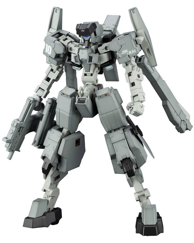 Frame Arms Plastic Model Kit 1/100 Type 34 Model 1 Jin-Rai 17 cm