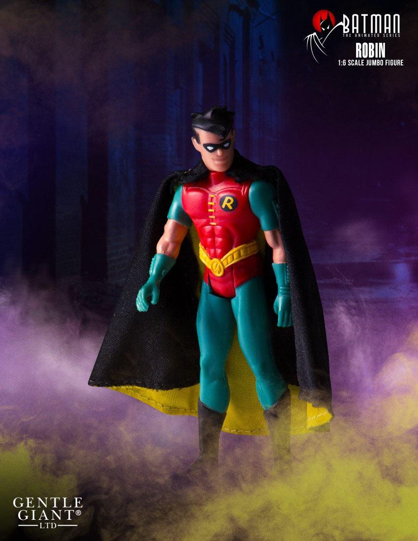 Batman The Animated Series Jumbo Kenner Action Figure Robin 30 cm