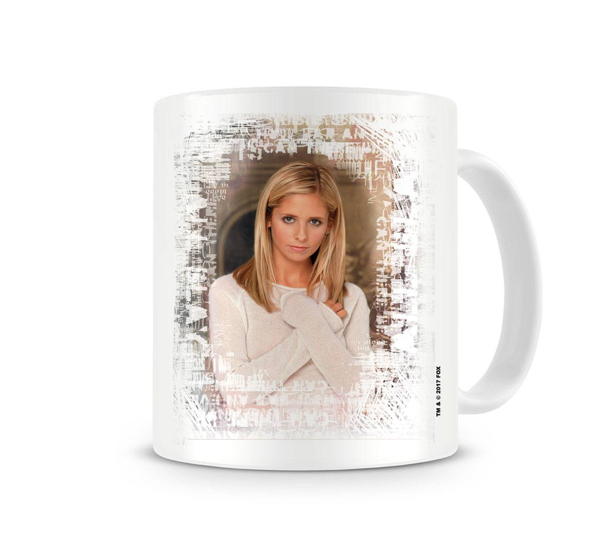 Buffy the Vampire Slayer Mug Buffy