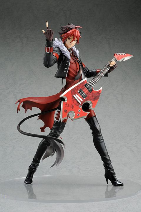 Show by Rock!! PVC Statue 1/7 Crow 23 cm --- DAMAGED PACKAGING