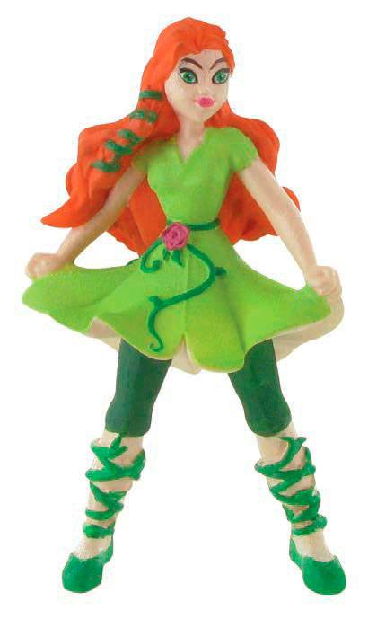 DC Comics Super Hero Girls Mini Figure Poison Ivy 9 cm