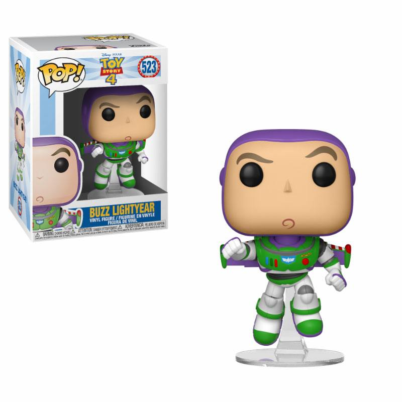 Toy Story 4 POP! Disney Vinyl Figure Buzz Lightyear 9 cm
