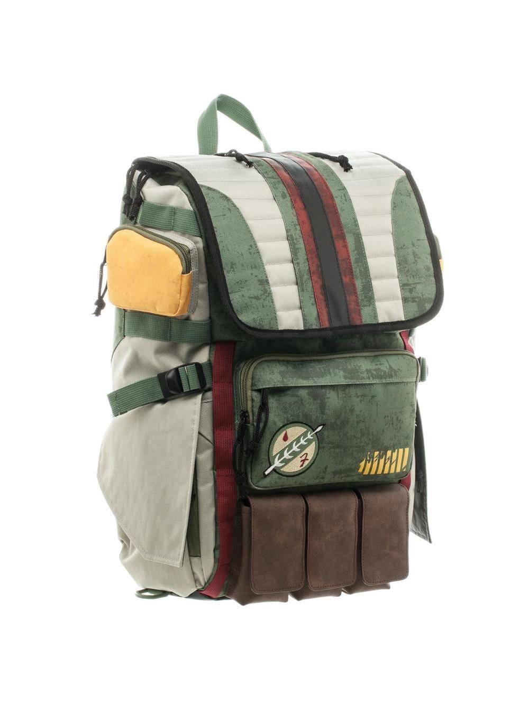 Star Wars Backpack Boba Fett Built