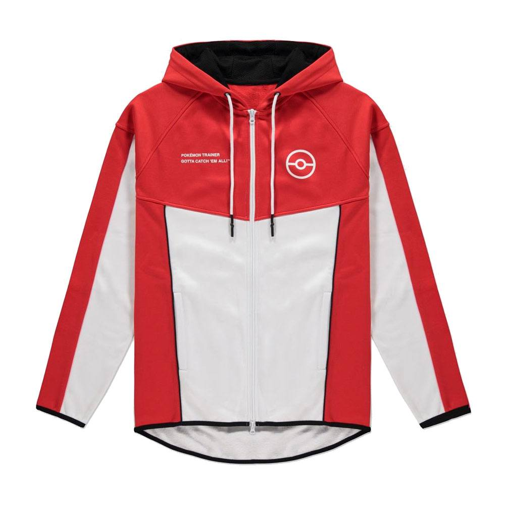Pokémon Hooded Sweater Trainer Size S