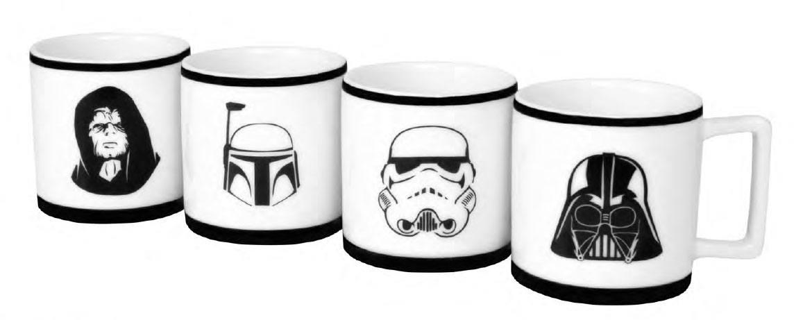 Star Wars Espresso Set