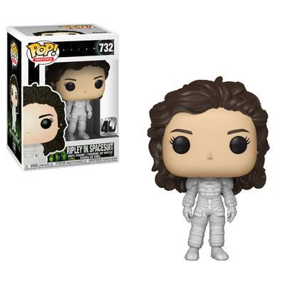 Alien POP! Movies Vinyl Figure Ripley in Spacesuit 9 cm