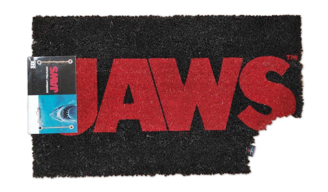 Jaws Doormat Logo 43 x 72 cm