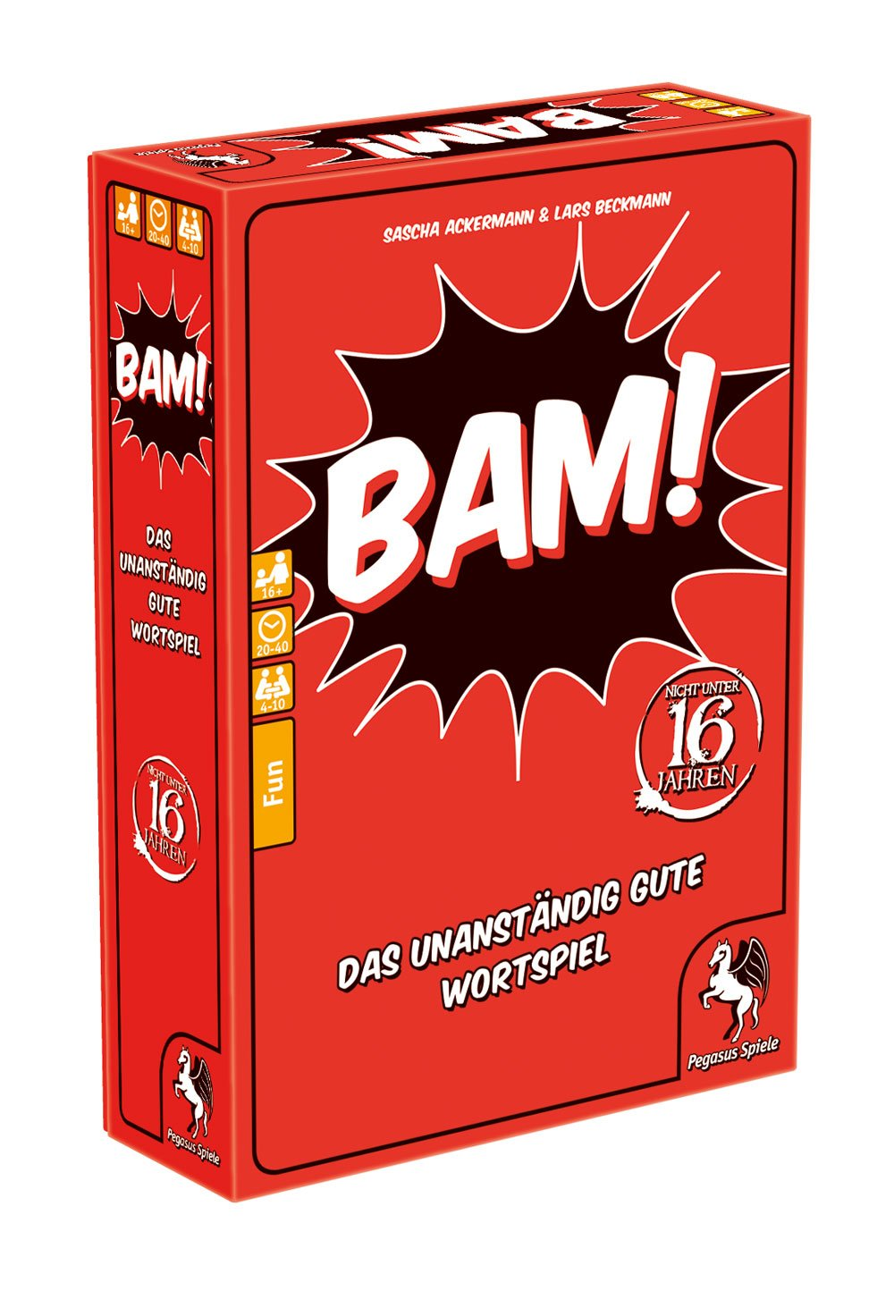 Bam! Card Game Das unanständig gute Wortspiel *German Version*