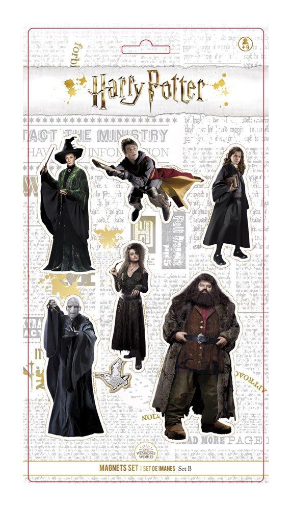 Harry Potter Magnet Set B