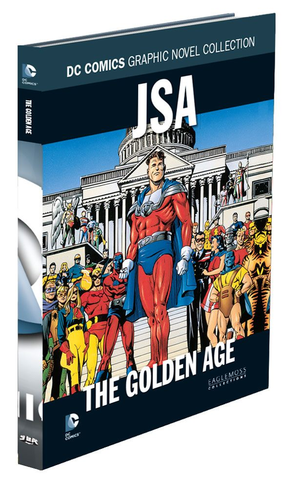 DC Comics Graphic Novel Collection #72 JSA: Golden Age Case (12) *German Version*