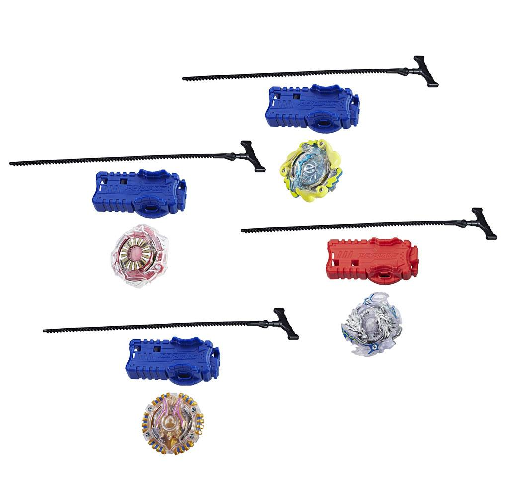 Beyblade Burst Starter Pack 2018 Wave 1 Assortment (8)
