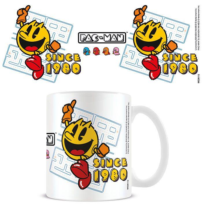 Pac-Man Mug Since 1980