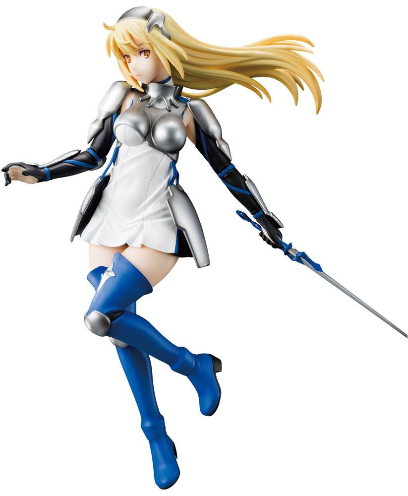 DanMachi Sword Oratoria Statue PVC 1/8 Princess of Sword Ais Wallenstein 20 cm