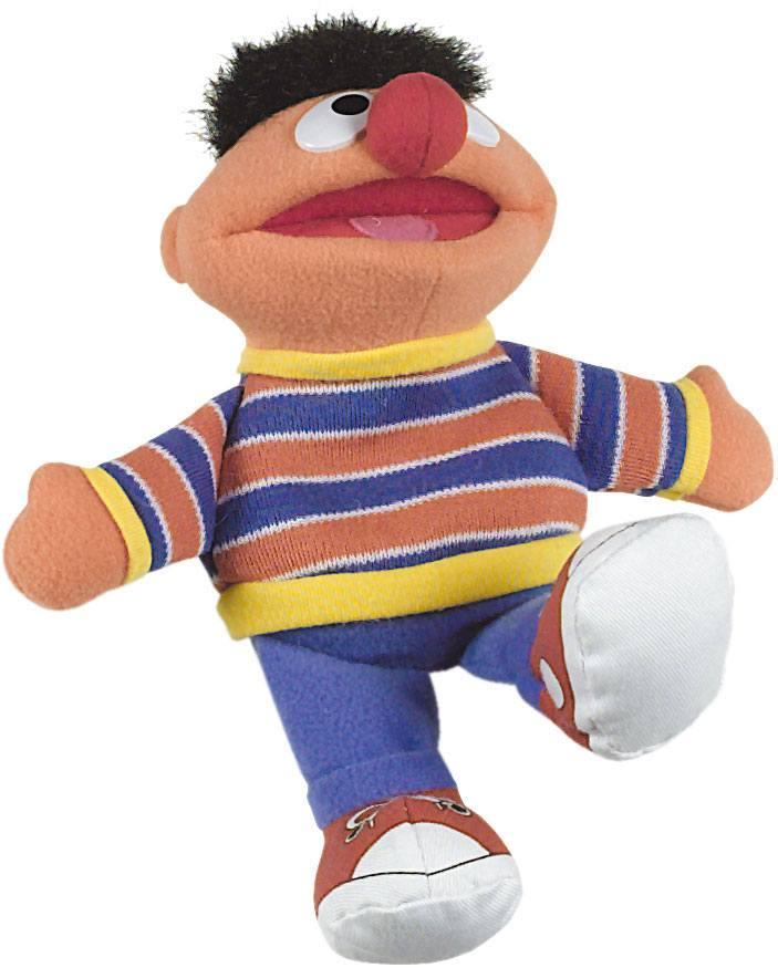 Sesame Street Plush Figure Ernie 24 cm
