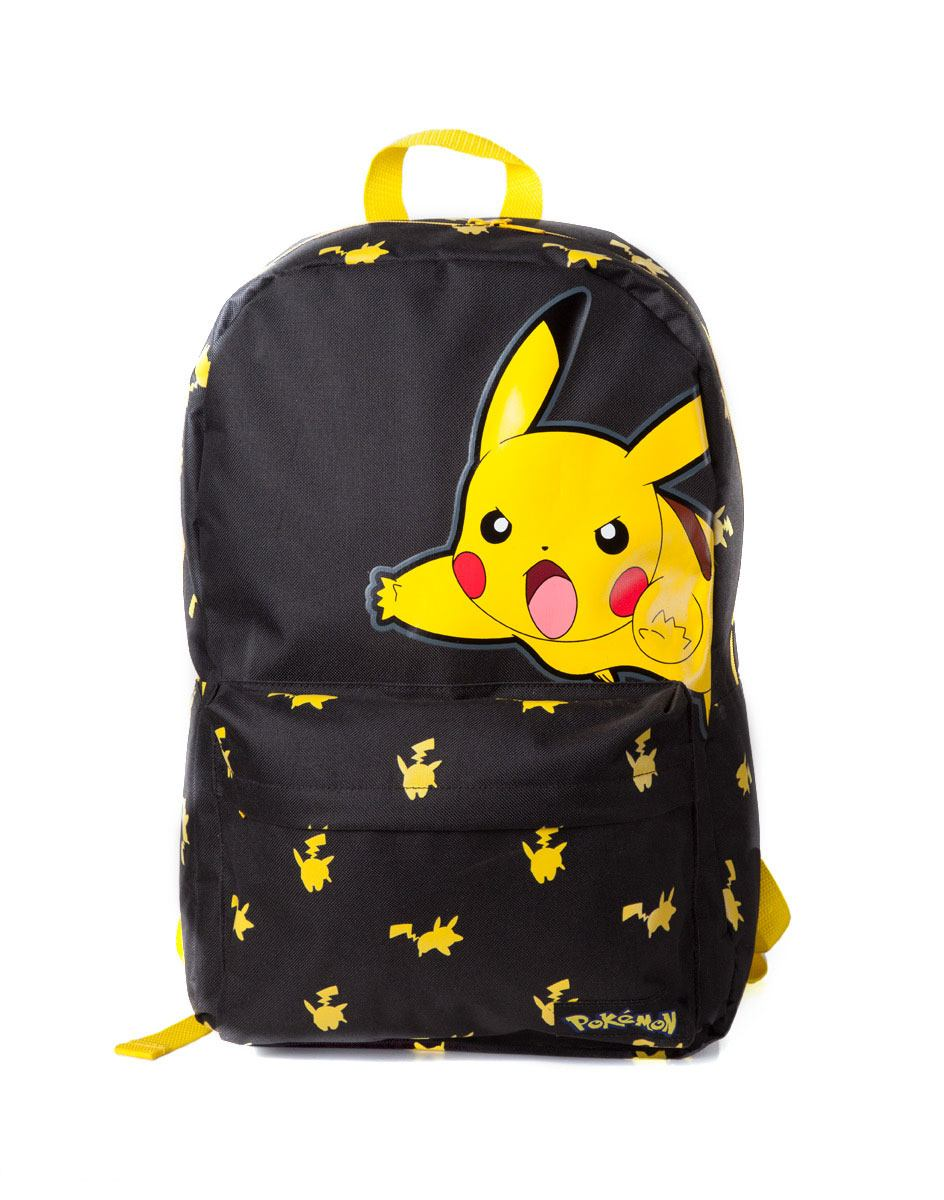 Pokémon Backpack Big Pikachu