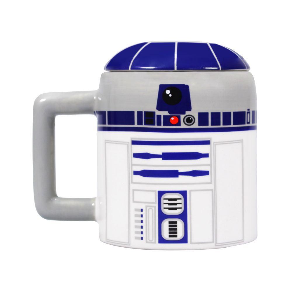 Star Wars Shaped Mug R2-D2