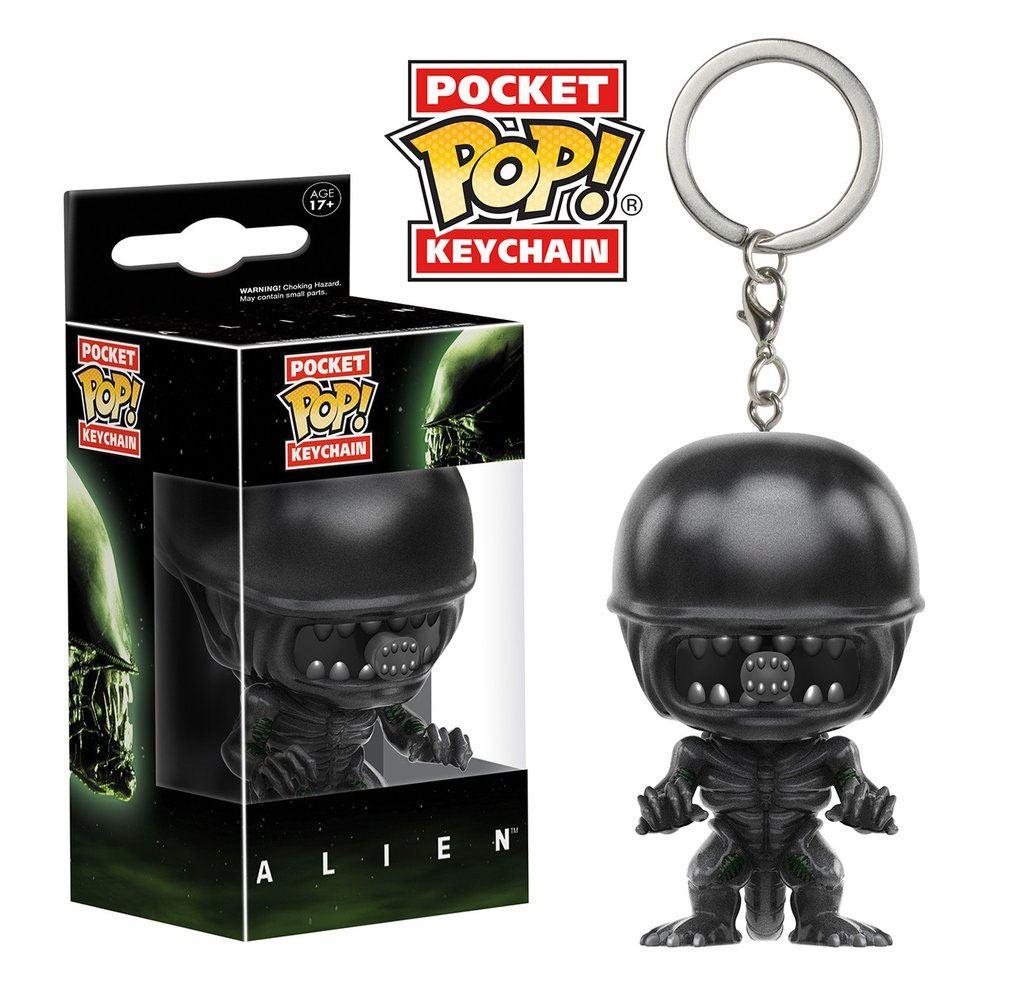 Alien Pocket POP! Vinyl Keychain Alien 4 cm