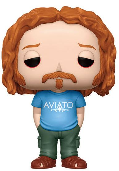 Silicon Valley POP! Television Vinyl Figure Erlich 9 cm