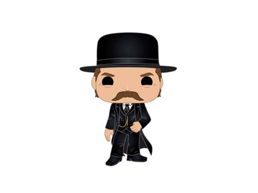 Tombstone POP! Movies Vinyl Figure Wyatt Earp 9 cm