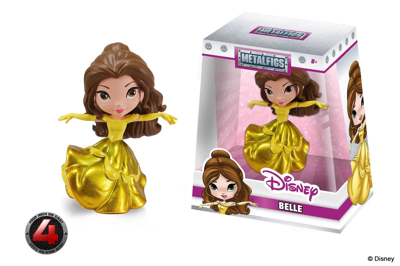 Disney Metalfigs Diecast Mini Figure Belle 10 cm