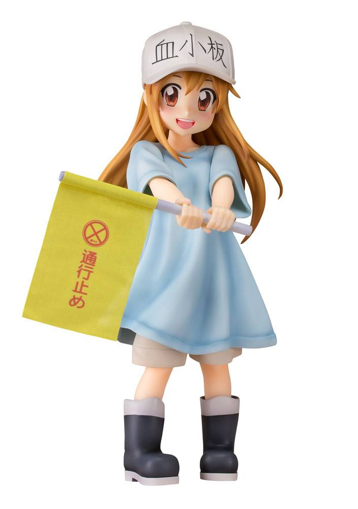 Cells at Work! PVC Statue Platelet 22 cm