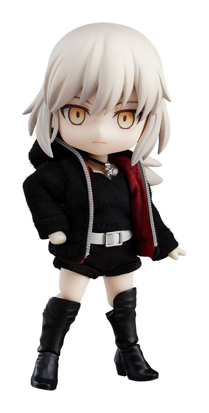Fate/Grand Order Nendoroid Doll Action Figure Saber/Altria Pendragon (Alter) Shinjuku Ver. 14 cm