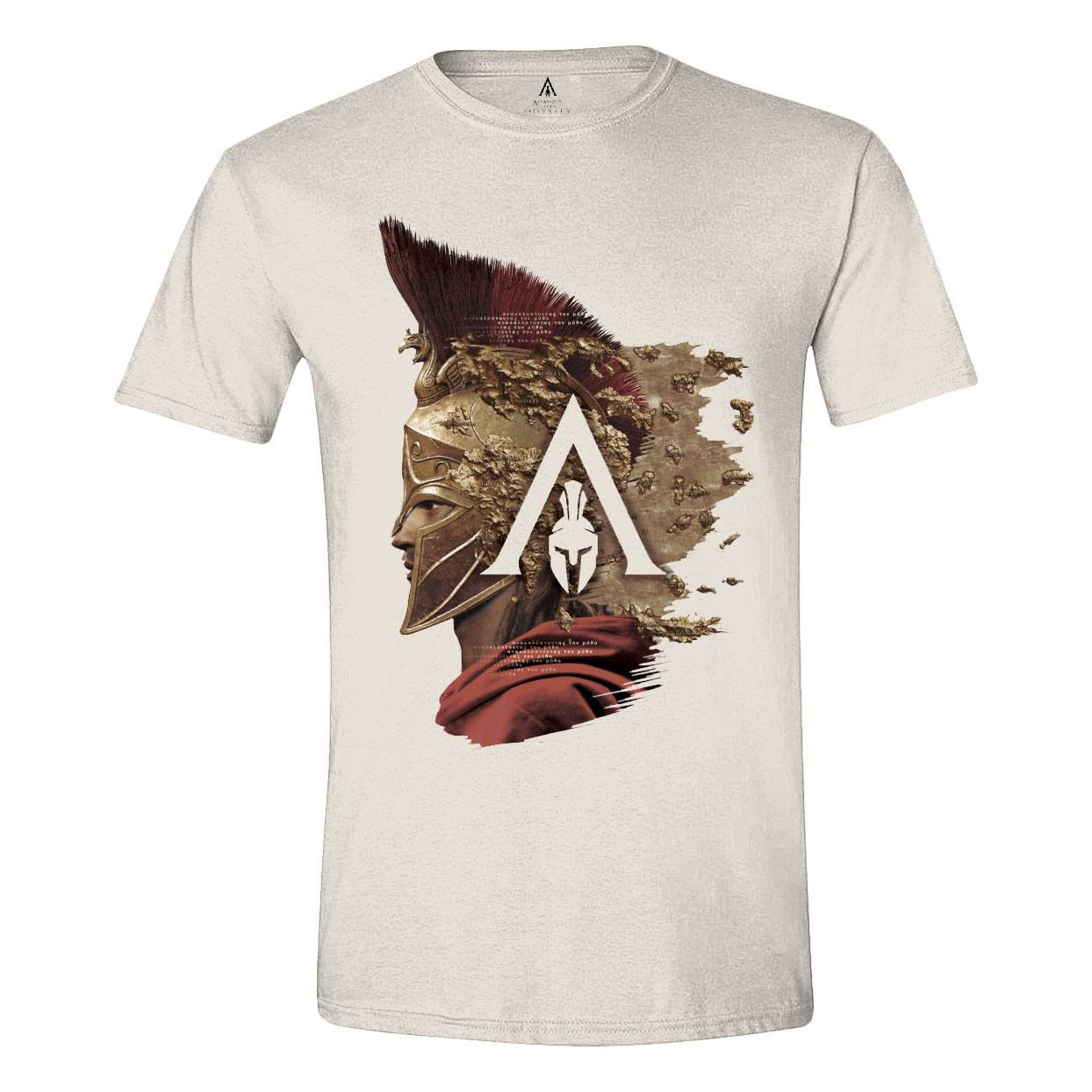 Assassin's Creed Odyssey T-Shirt Alexios Side Size XL