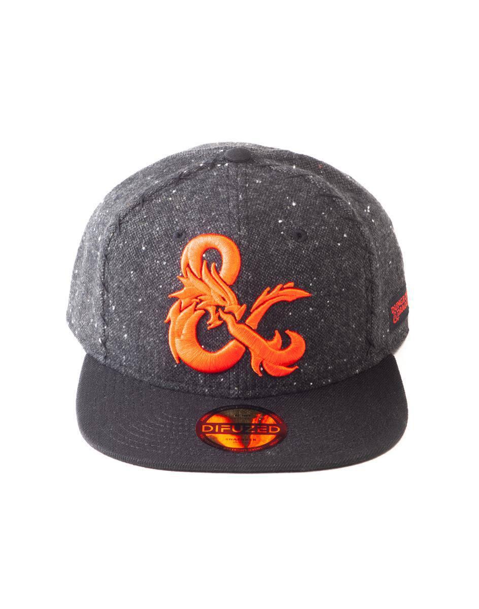 Dungeons & Dragons Snapback Cap Ampersand